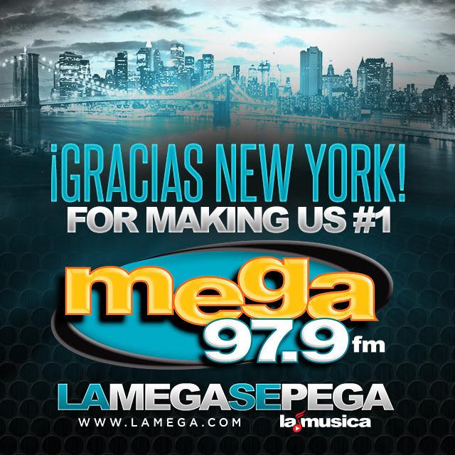 radio la mega 97.9 new york