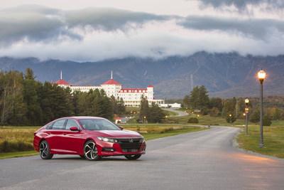 Honda Accord Ridgeline Pilot Civic Y Hr V Son Premiados Con Los 2018 Consumer Guide