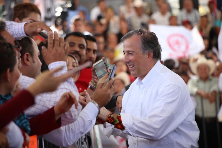 FOTO José Antonio Meade Kuribreña