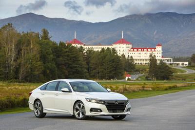 Honda Se Queda Con Cinco De Los Premios Mejor Valor De Reventa De Kelley Blue Book 2018