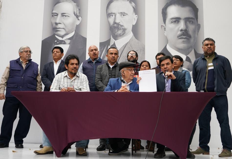 26-11-18 FOTOS 05 CONFERENCIA RESULTADOS SEGUNDA CONSULTA NACIONAL CIUDADANA