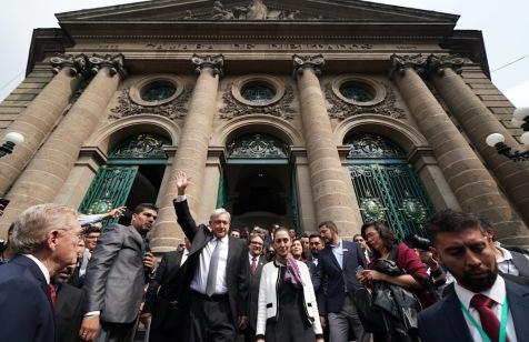 05-12-18 FOTO 04 TOMA PROTESTA JEFA DE GOBIERNO, CLAUDIA SHEINBAUM PARDO