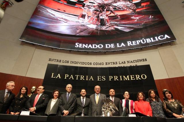 foto 2 el senado de la república ratifica nombramientos de los cuatro subsecretarios de relaciones exteriores