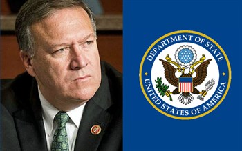 state department mike-pompeo