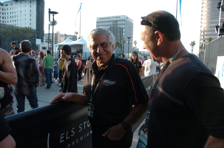 Long Beach Grand Prix CEO Jim Michaelian