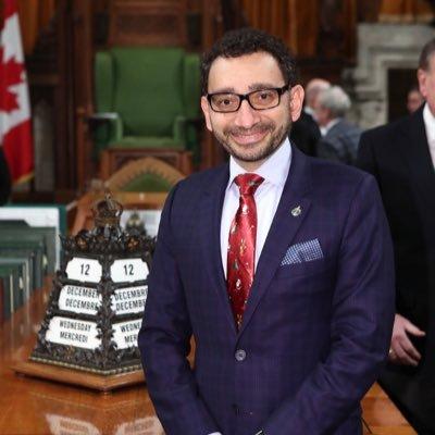 Omar Alghabra, Parliamentary Secretary to the Minister # ...