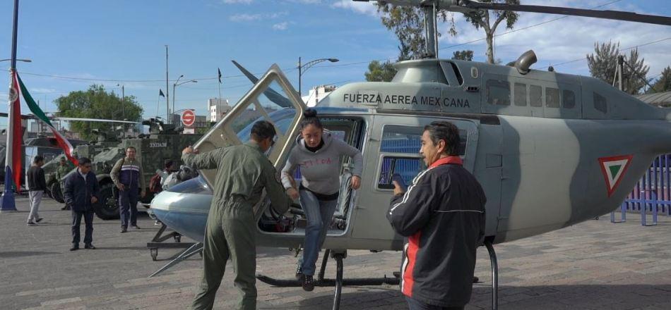 GRAN FUERZA HELICOPTERO
