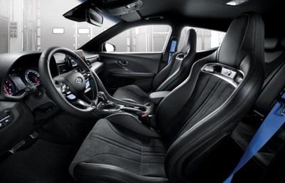 Hyundai Motor America Interior